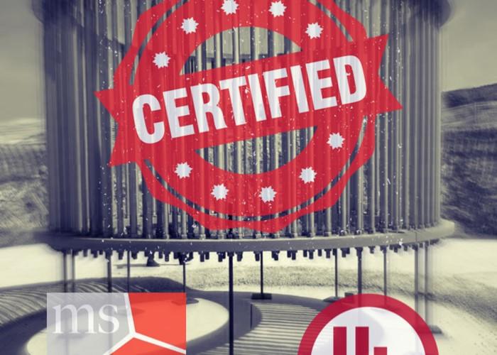 MS Enertech obtiene certificado UL