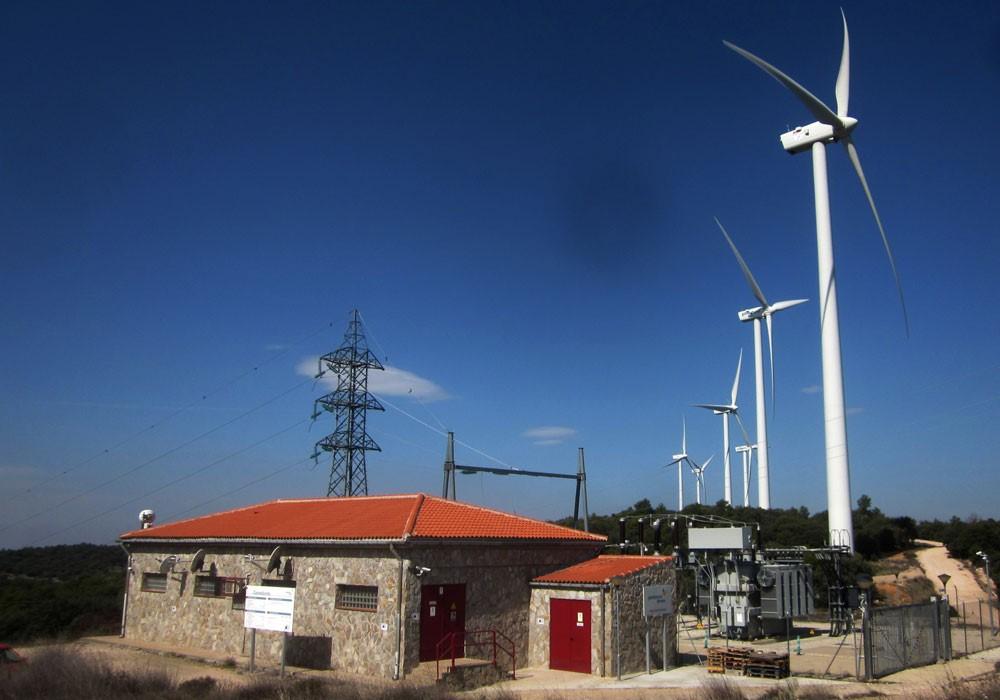 Diseño básico de subestaciones eléctricas para parques eólicos